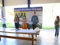 Escola Flor do Amanhã  em Sorriso passará por reforma e ampliação