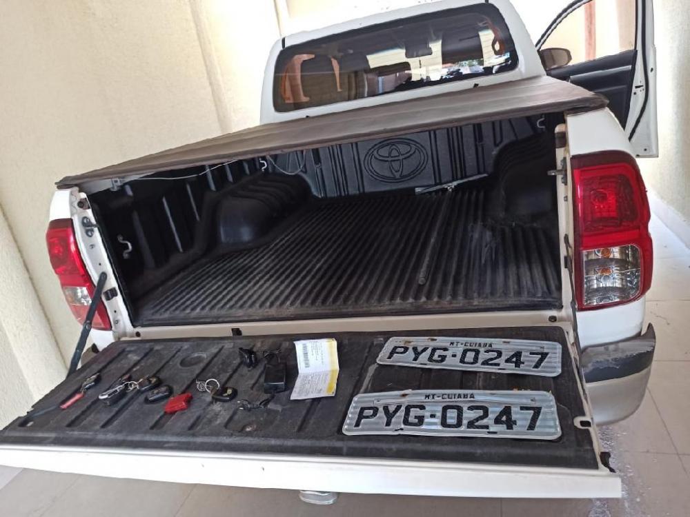 Em 24 horas, PM recupera carros avaliados em R$ 300 mil em Cuiabá