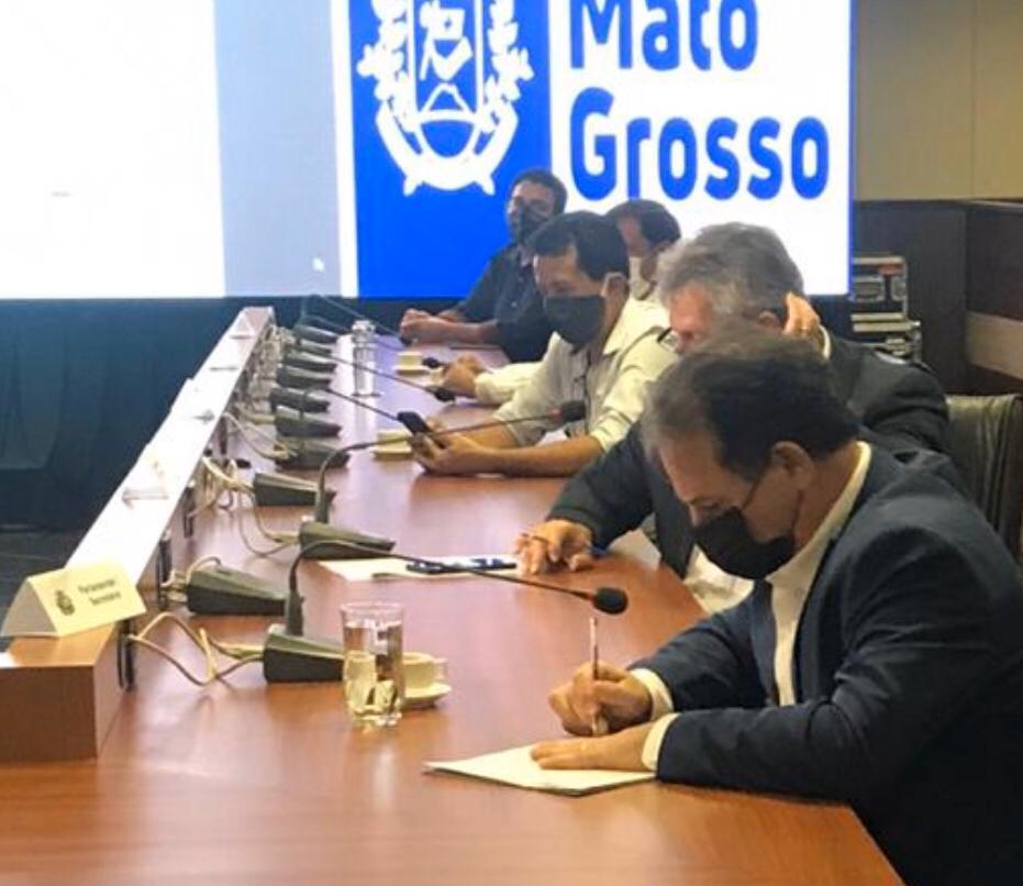 Silvio Fávero articula melhorias para Tapurah, Santa Carmem e Gaúcha do Norte