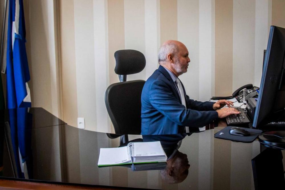 Posse Procurador Geral do Estado - Francisco Lopes de Assis - Foto por: Christiano Antonucci