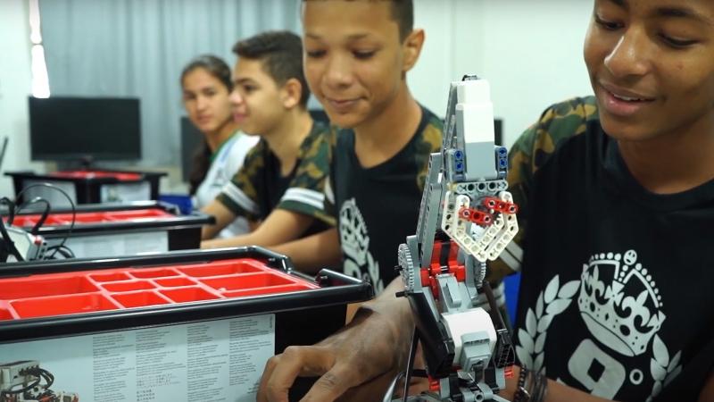 Educação 4.0 avança a passos largos e revoluciona a rede municipal de ensino de Lucas do Rio Verde