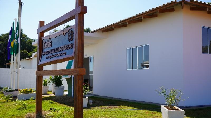 Prefeitura de Lucas do Rio Verde inaugura primeiro Centro de Triagem de Animais Silvestres em Mato Grosso
