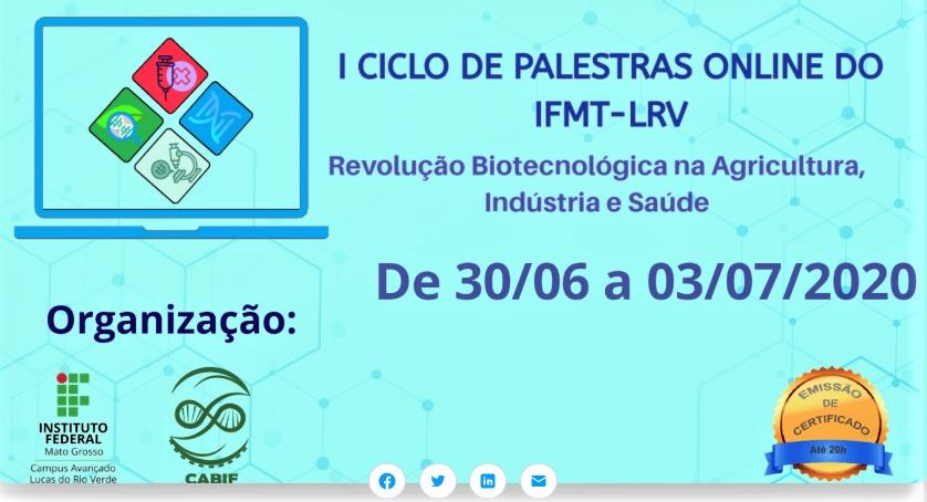 Fonte:   Rádio Regional FM com IFMT-LRV