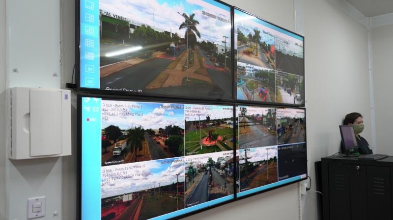 Prefeitura lança o Programa Lucas Protegida e entrega pacote de obras da área de segurança
