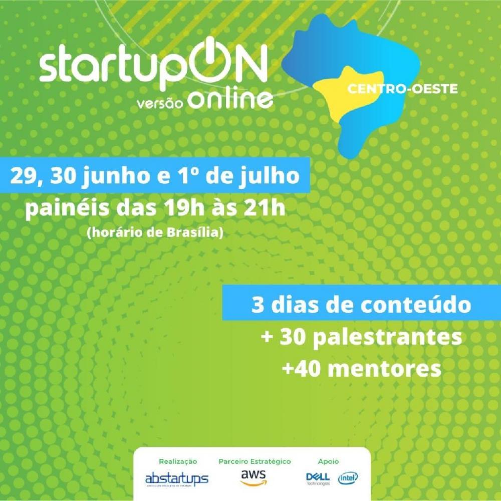 E evento vai proporcionar além de conteúdo, mentorias e networking aos participantes - Foto por: Divulgação