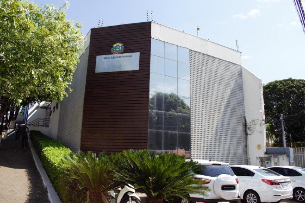 Sede da Secretaria Adjunta de Administração Penitenciária (SAAP) da Sesp-MT - Foto por: Michel Alvim / Sesp-MT