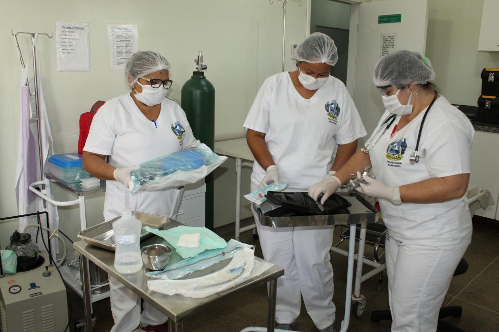 Prefeitura de Tapurah realiza recrutamento para contratação de profissionais da Saúde