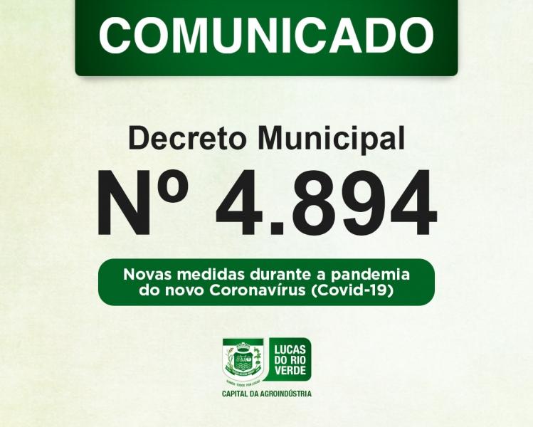 Decreto municipal proíbe venda de bebidas alcoólicas e antecipa toque de recolher