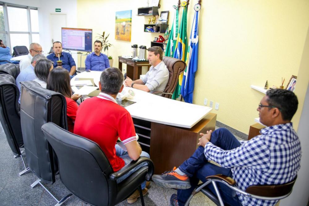 Administração Municipal investe em parcerias para beneficiar os pequenos produtores de Sorriso