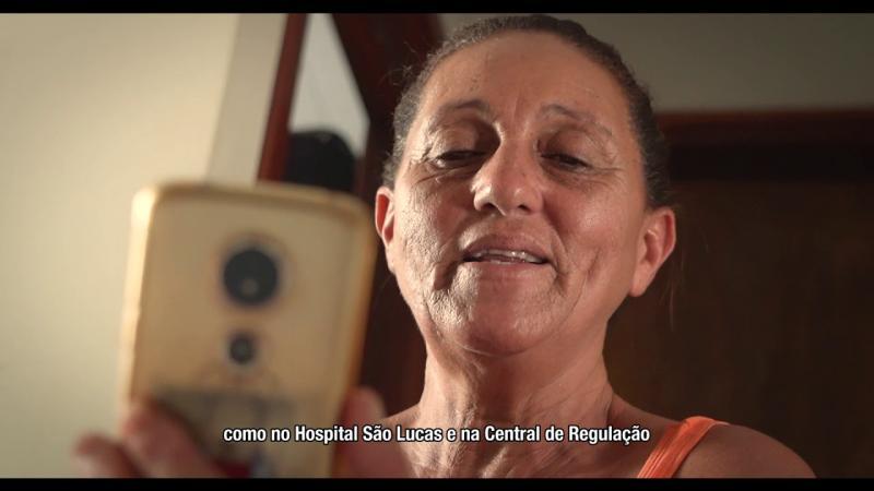 Depoimento Saúde Lucas do Rio Verde